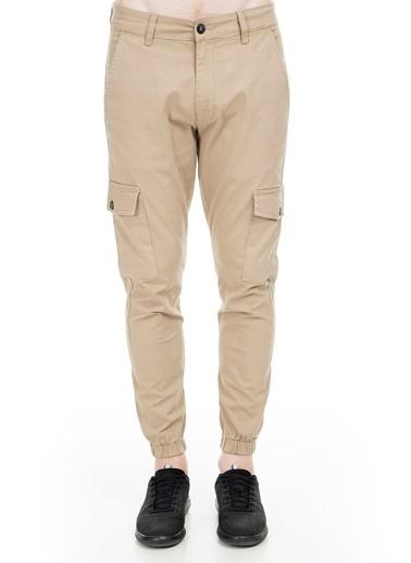Five Pocket Pantolon Bej